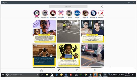 Cara Download & Install Instagram untuk Laptop atau PC