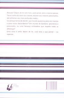 O amor não escolhe sexo. Giselda Laporta Nicolelis. Editora Porto de Ideias. Contracapa de Livro. 2010.