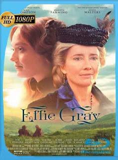 Effie Gray Un Lío Amoroso (2014) HD [1080p] Latino [Mega] dizonHD