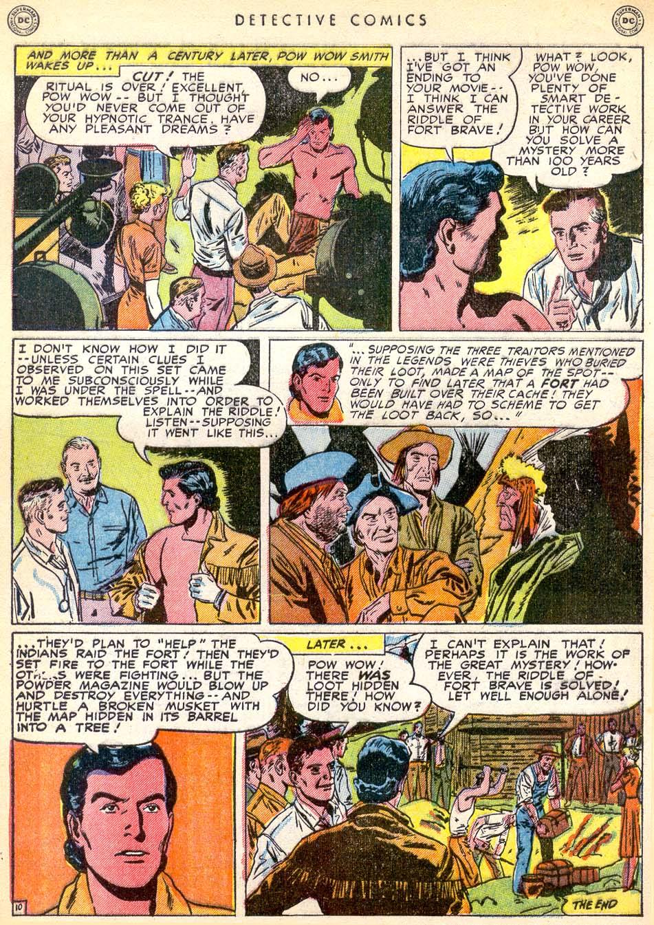 Detective Comics (1937) 165 Page 47