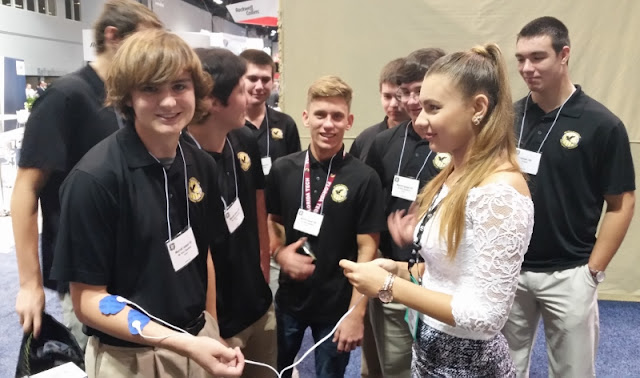 da Vinci Academy of Aerospace Technology at Merritt Island High School