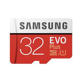 Tarjeta de memoria microSD de 32 GB-Samsung