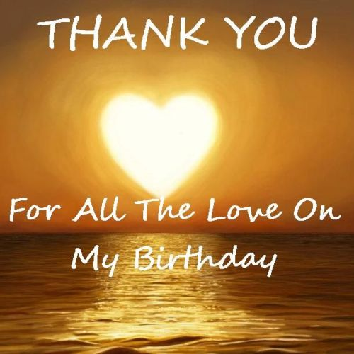 Thanking For Birthday Wishes Reply, Birthday Thank You Quotes Who