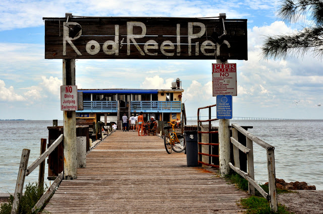 Rod & Reel Pier Restaurant - Anna Maria, FL | Taste As You Go