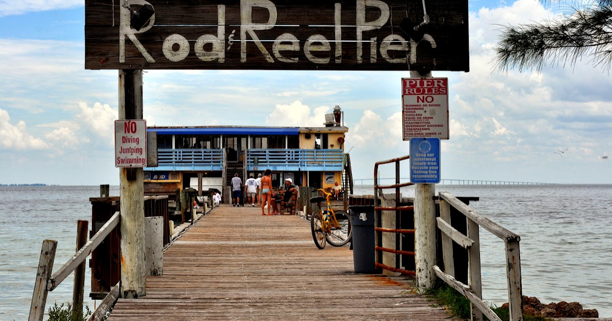 Rod Amp Reel Pier Restaurant Anna Maria Fl Taste As You Go