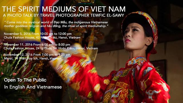 The Spirit Mediums of Vietnam | Talks In Hanoi