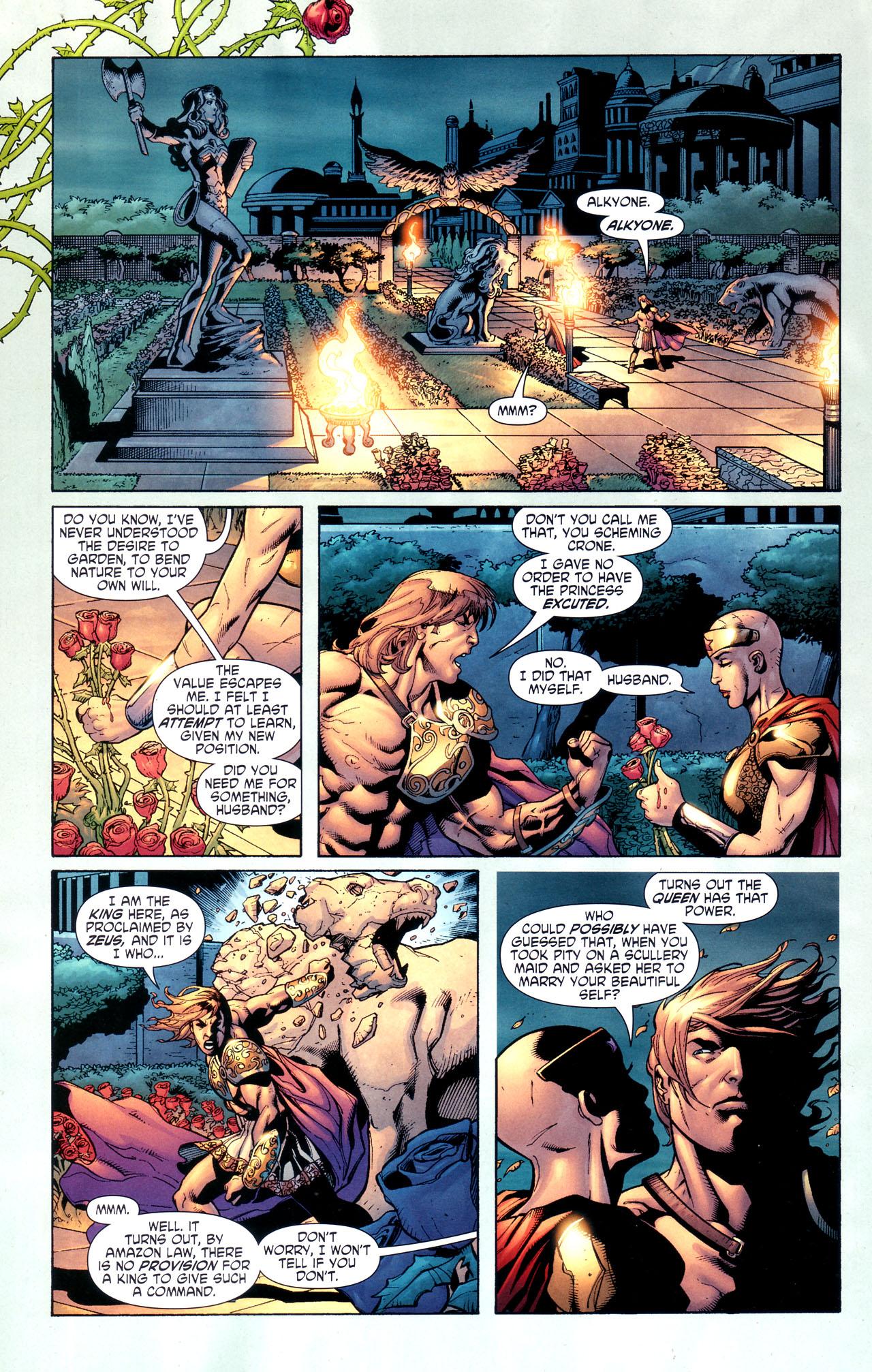 Read online Wonder Woman (2006) comic -  Issue #38 - 6