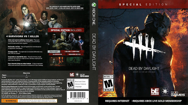 Dead by Daylight Especial Edition Xbox One