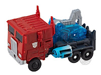 Hasbro Transformers Bumblebee Movie Power Plus Series Optimus Prime