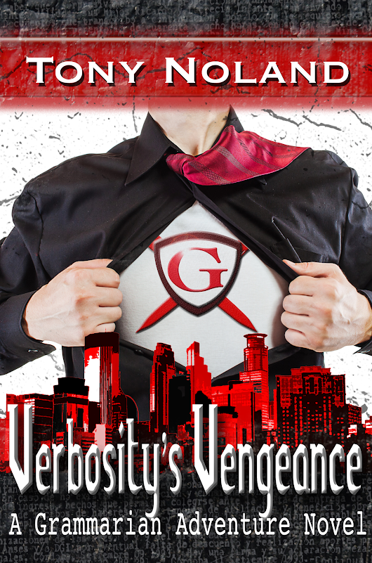 Free for #AllHallowsRead - Verbosity's Vengeance