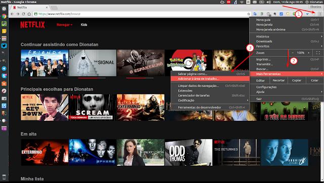 Criando um App do Netflix