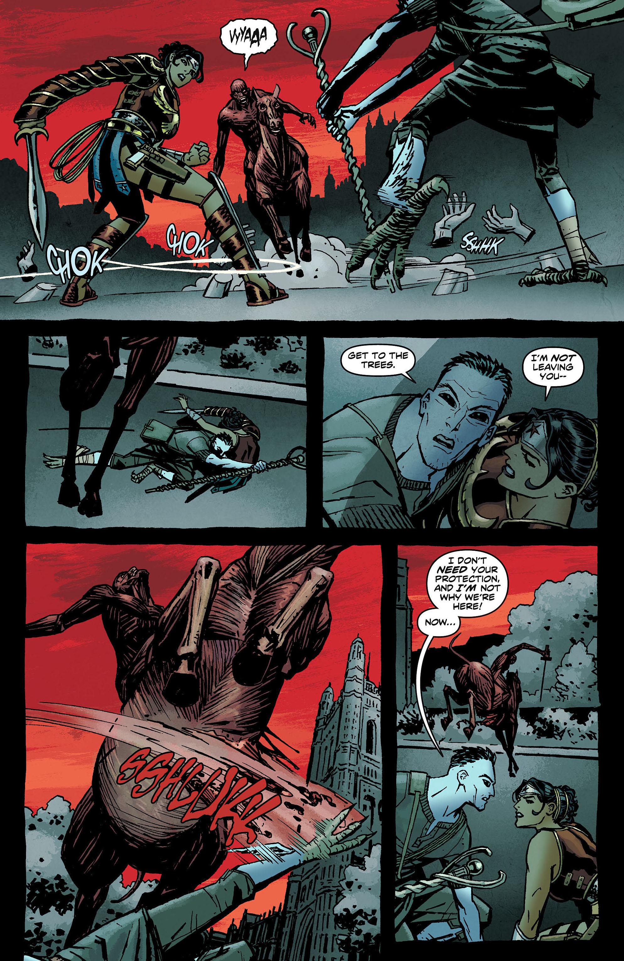 Read online Wonder Woman (2011) comic -  Issue #8 - 10