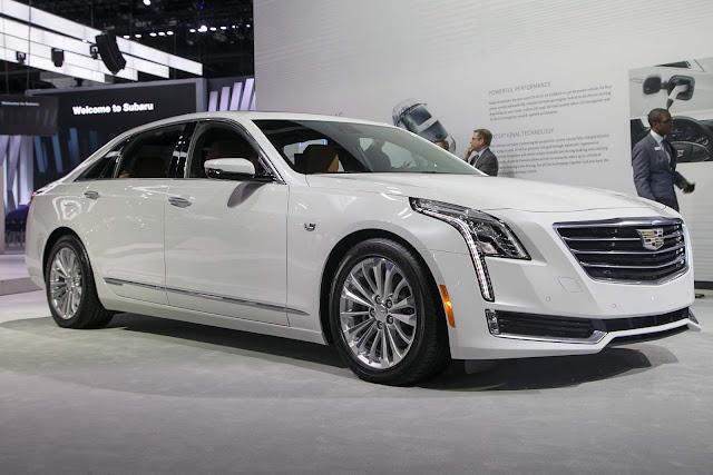 New Cadillac CT6 2.0E Di Bandrol $ 76.090
