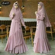 Fashion Wanita Syar'i