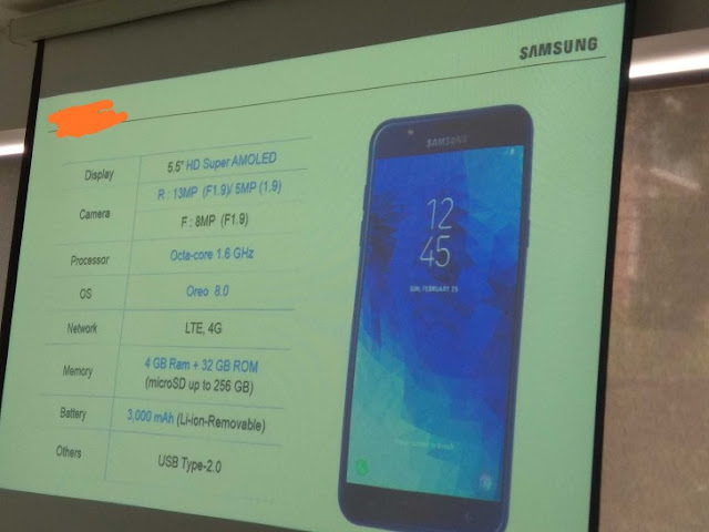 Samsung Galaxy J7 Duo Leaks Ahead India Launch