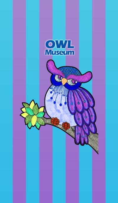OWL Museum 92 - Puzzle Owl