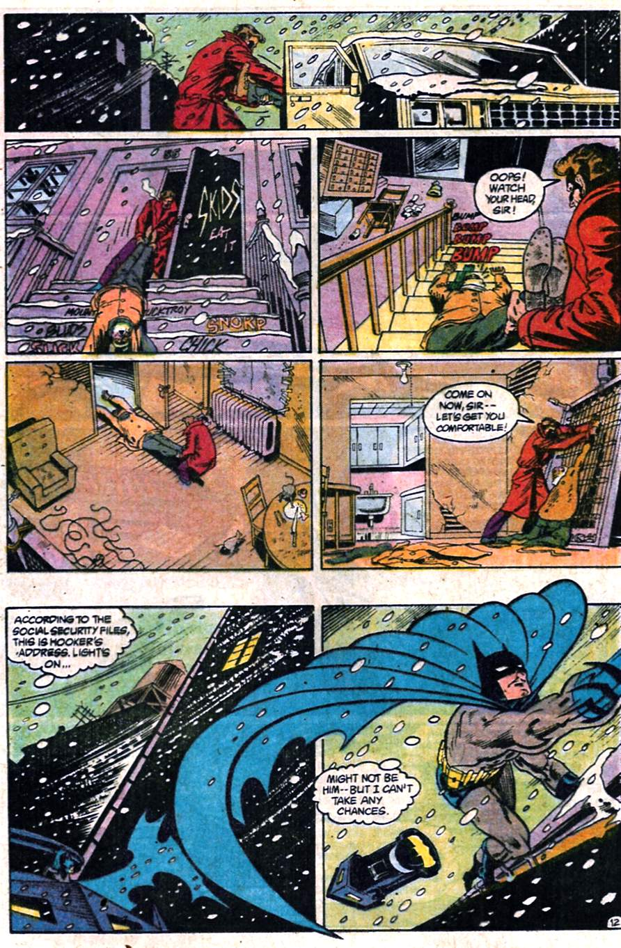 Detective Comics (1937) 592 Page 12