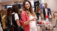 Cristiana Capotondi debutta nella moda: festa di stile per la sua linea di borse