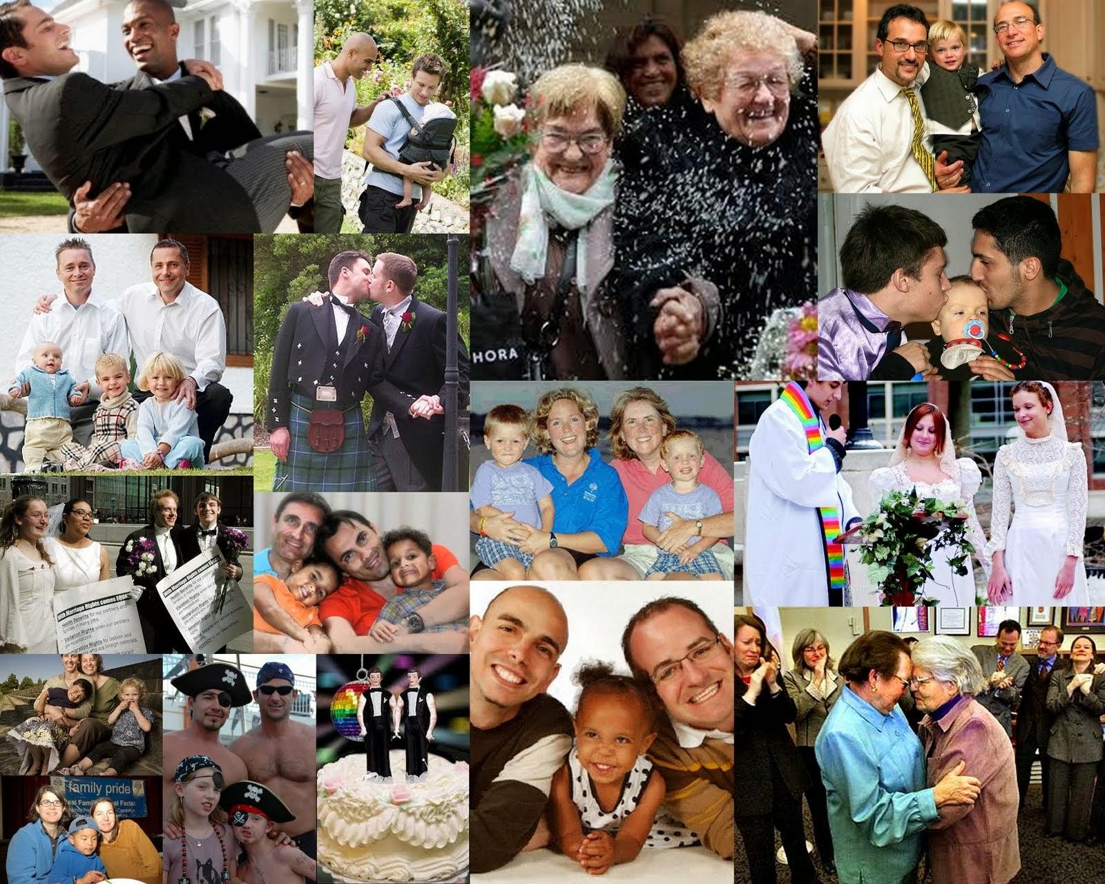 Mujer transgenero heterosexual family