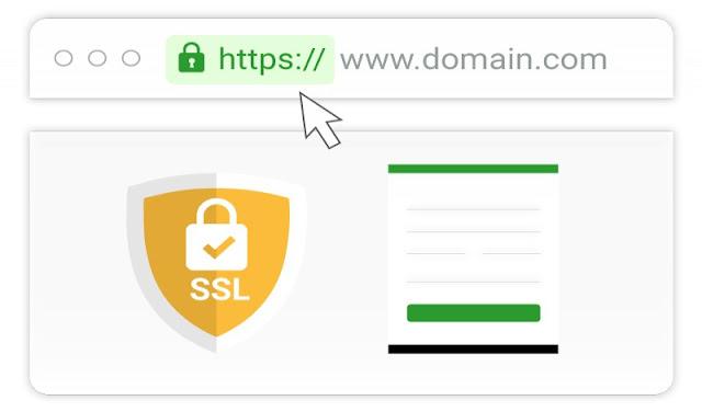 تركيب شهادة SSL وبروتوكول HTTPS بدل بروتوكول HTTP