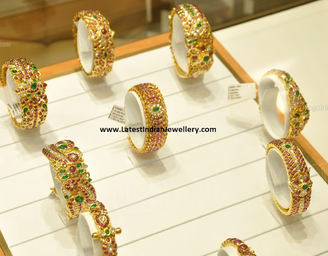 Ruby Bangles from Sri Krishna