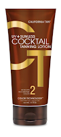 California Tan Cocktail Tanning Lotion