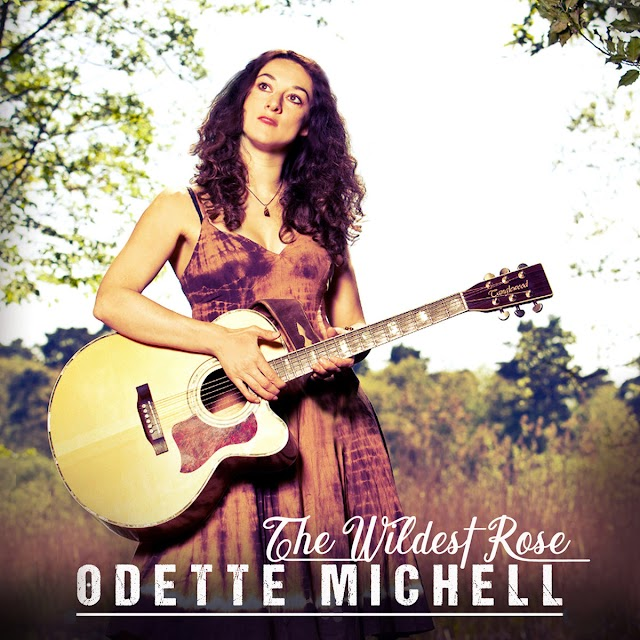 """Listen to """"The Wildest Rose"""" album by Odette Michell on Bandcamp"""