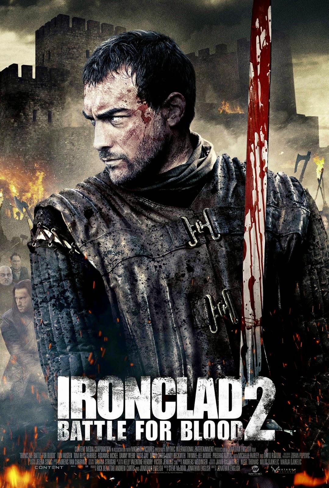 Ironclad 2 : Battle For Blood ทัพเหล็กโค่นอำนาจ 2 [HD][พากย์ไทย]