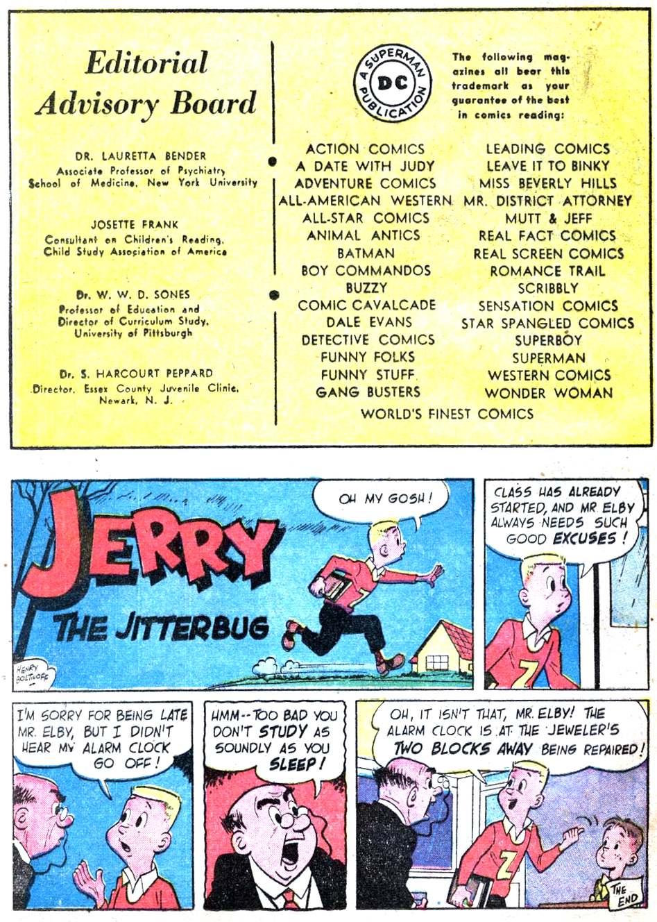 Action Comics (1938) 134 Page 33