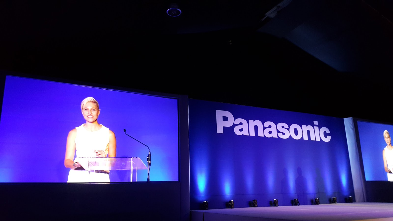 Liezel van der Westhuizen Panasonic Expo 2016