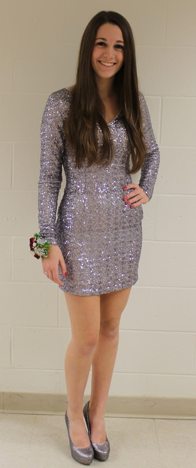 500 Days of Style: The Christmas Dance! (High School and ...