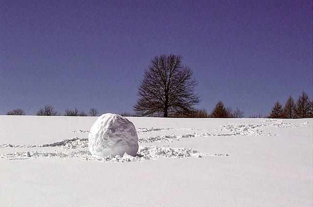 kula śniegowa