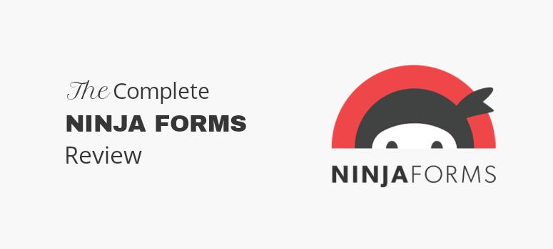 Ulasan Ninja Forms 2019: Form Builder Mudah & Kuat