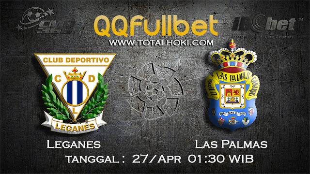 PREDIKSIBOLA - PREDIKSI TARUHAN LEGANES VS LAS PALMAS 27 APRIL 2017 (LA LIGA SPANYOL)