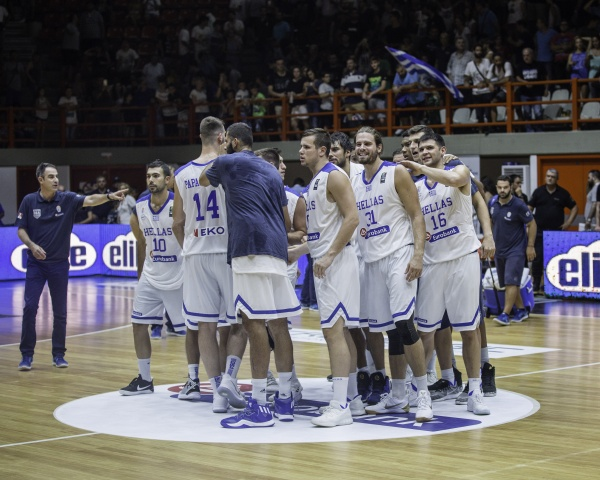 Εθνική Ανδρών : Με Μαυροβούνιο και Σερβία τα επόμενα φιλικά