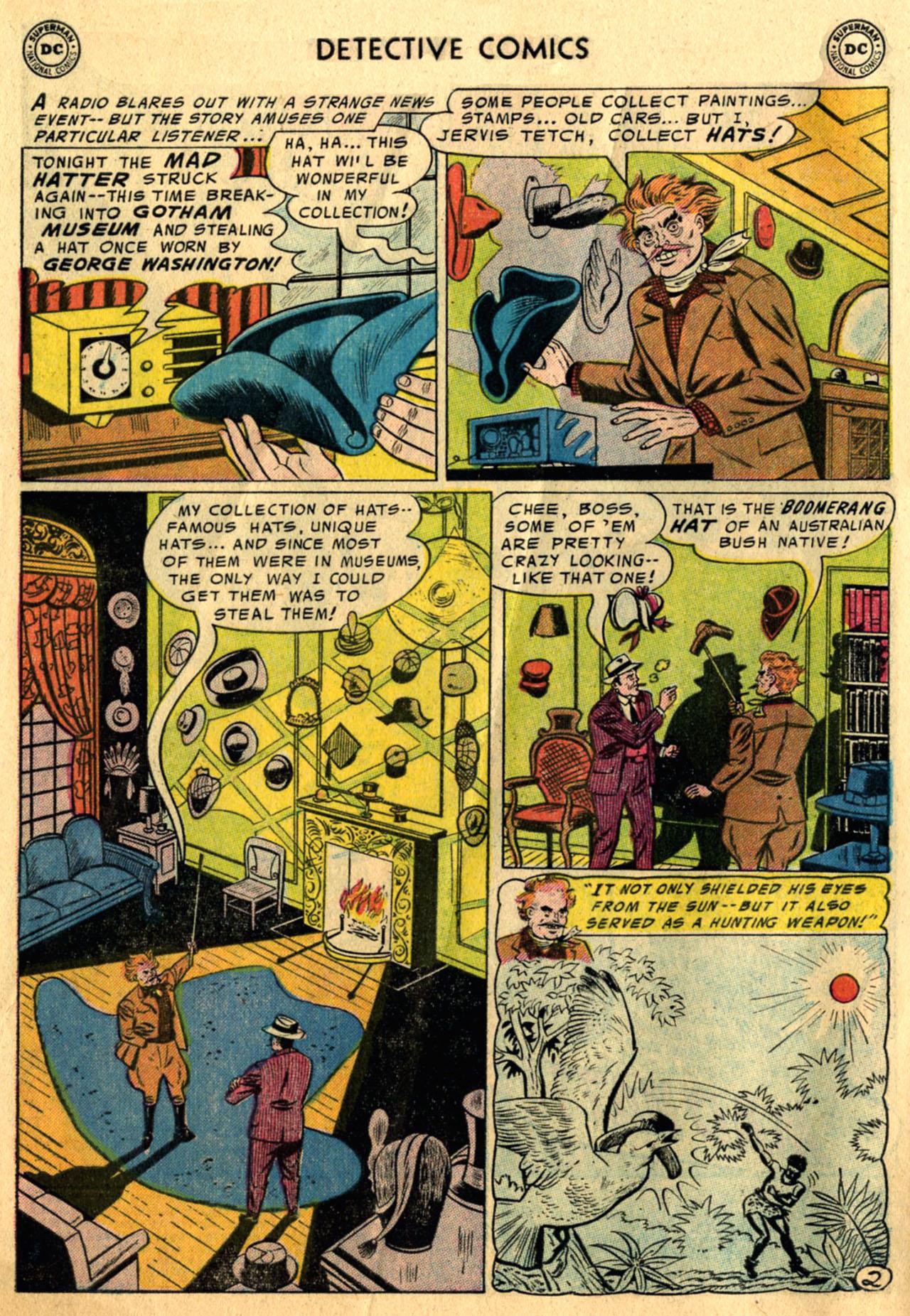 Detective Comics (1937) 230 Page 3