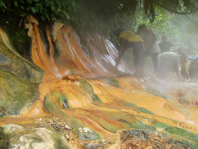 Tempat wisata hits Pancuran pitu Baturaden