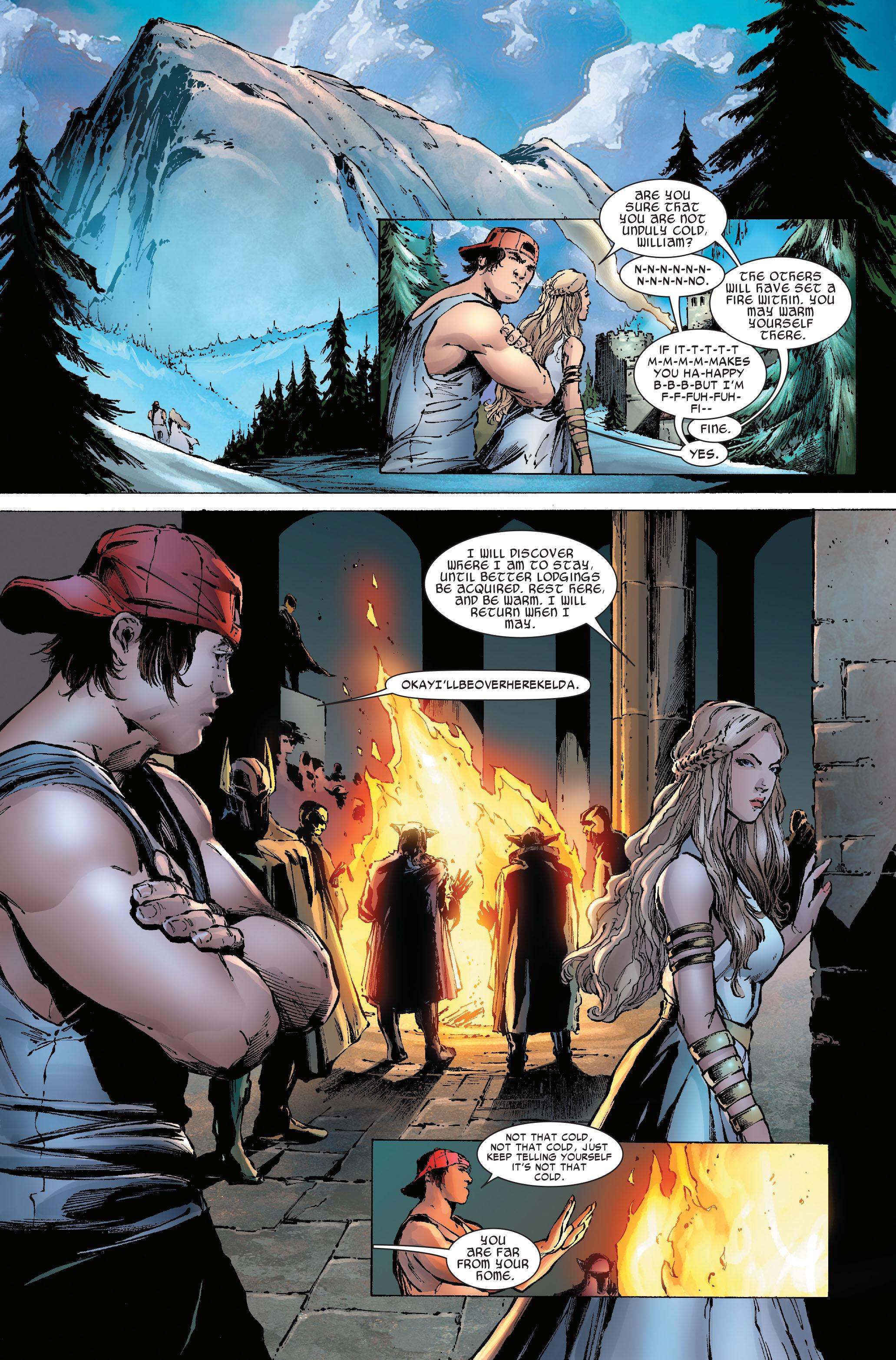 Thor (2007) Issue #602 #15 - English 5