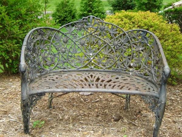 Encantador Muebles De Jardín Webb Cresta - Muebles Para Ideas de ...