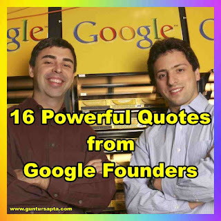 16 Powerful Quotes from Google Founders