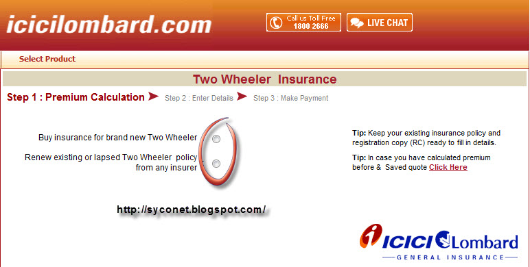 Get Your Bike Policy Insurance Online From Home | Syconet Geek
