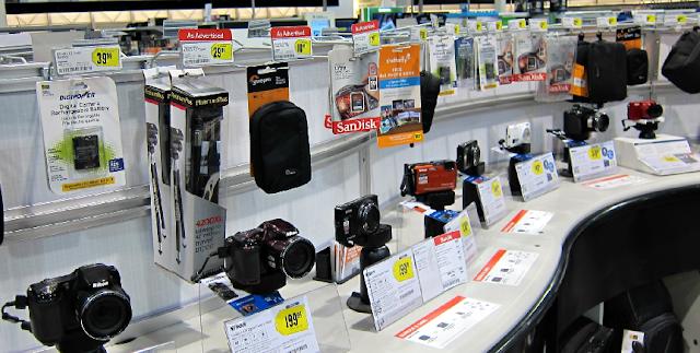 Tiendas para comprar cámaras y videocámaras en Orlando