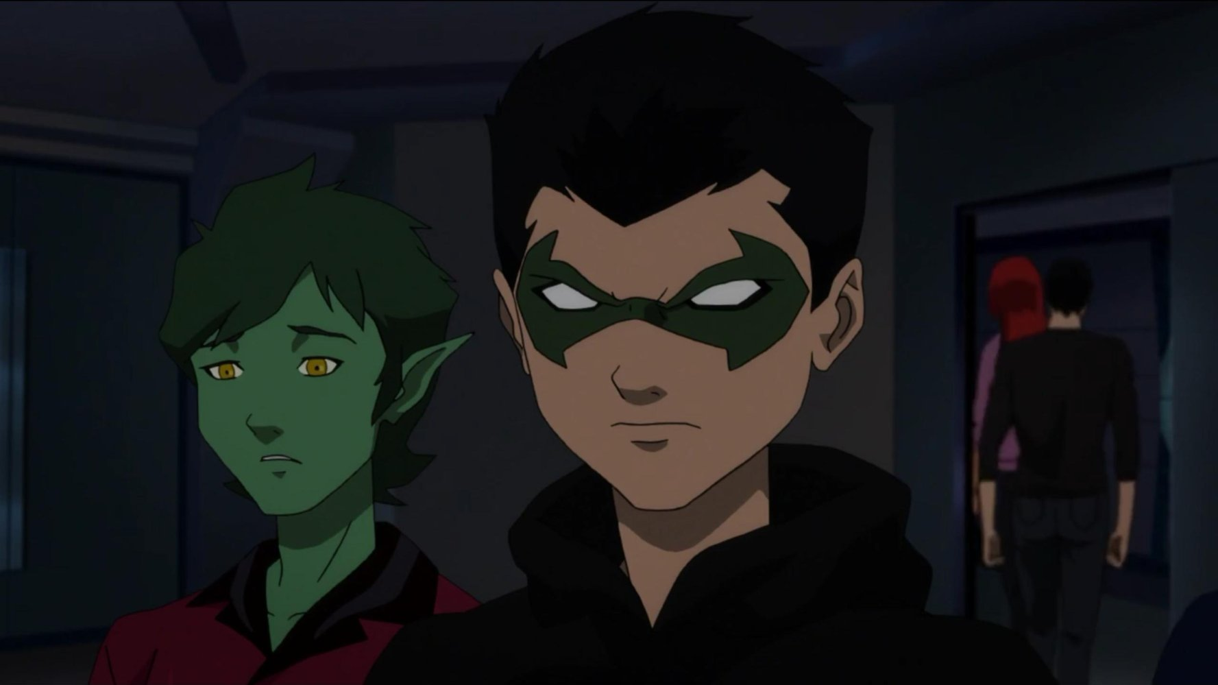 Watch Teen Titans The Judas Contract Online Free