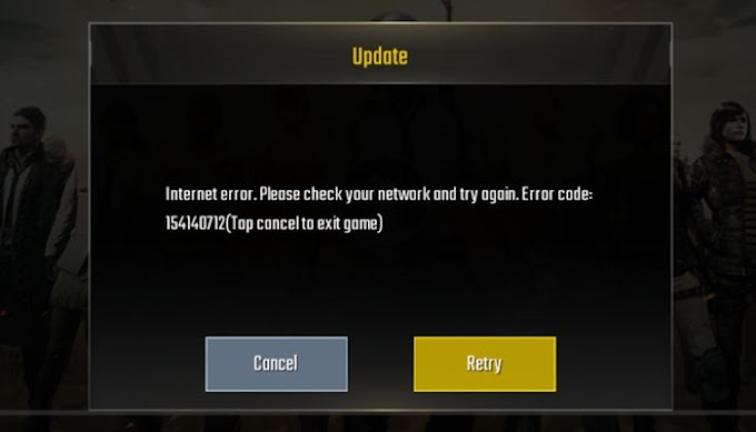 Pubg Mobile Internet Error Message On Android Ios: GameDroid24