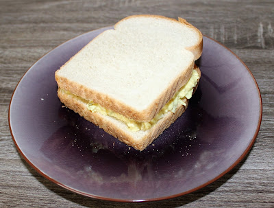 "Tofu Eggless ""Egg Salad"" Sandwich"