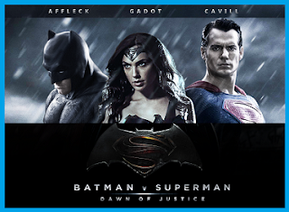 Film Batman v Superman Dawn of Justice