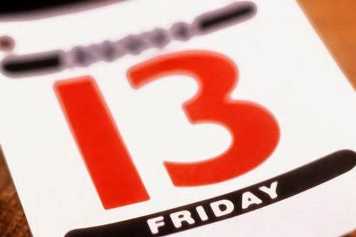 Пятница 13 почему плохой день