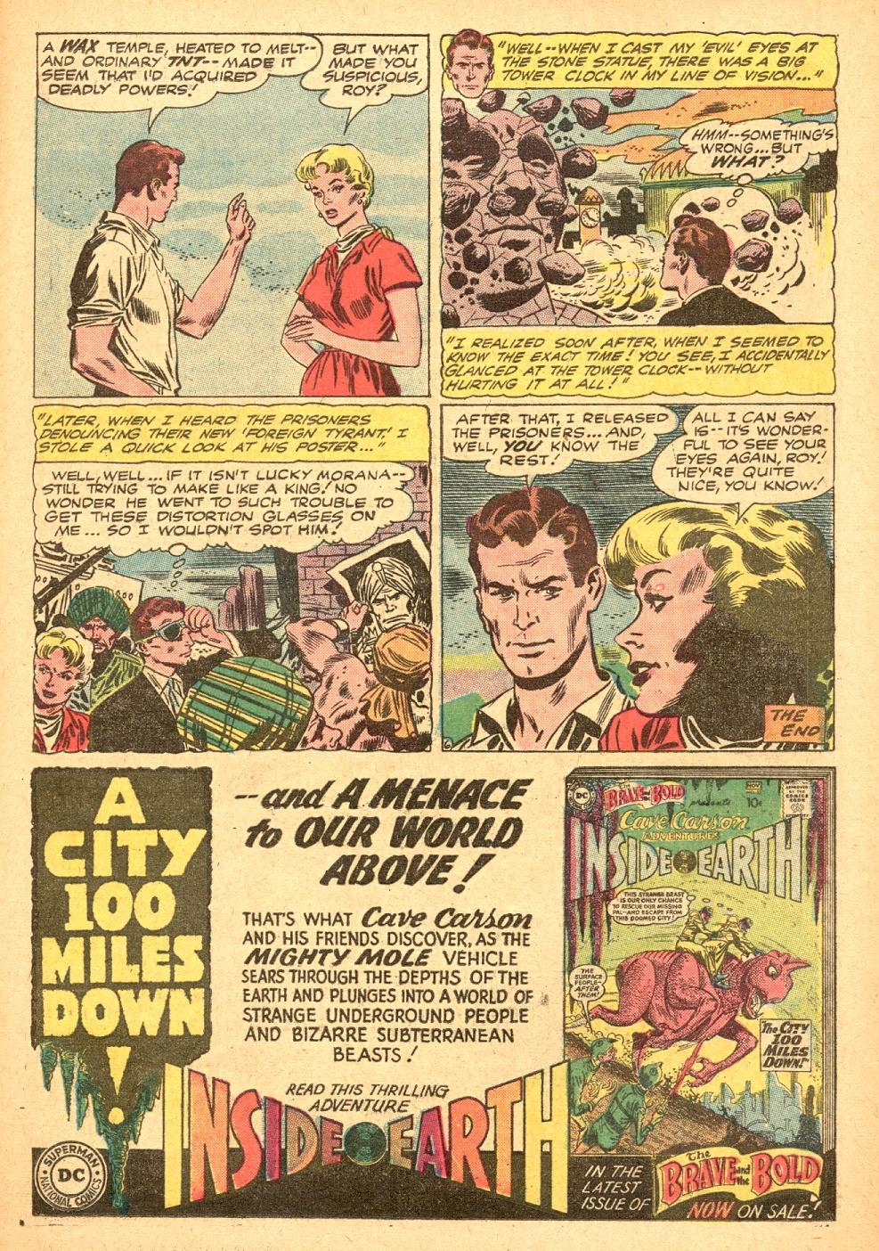 Detective Comics (1937) 284 Page 22