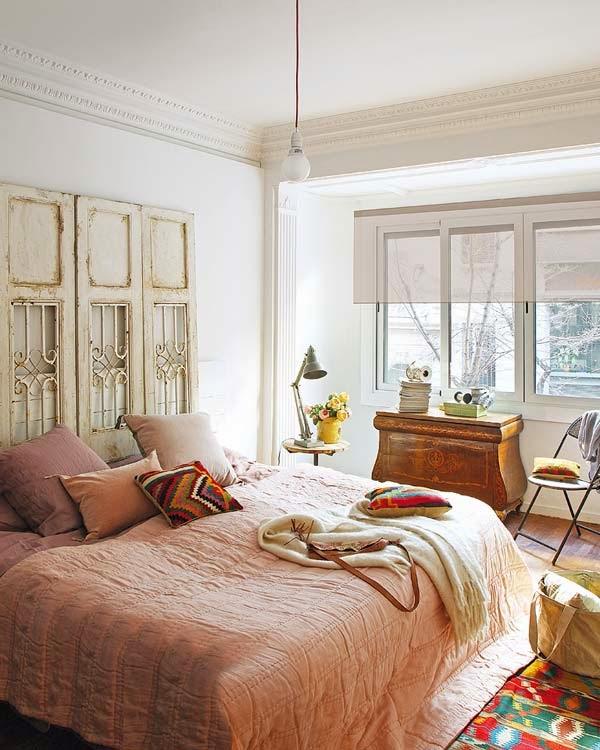 objetos decoracion vintage barcelona decoracin fcil dormitorio vintage con objetos reciclados