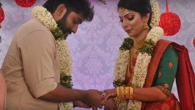 Dhyan Sreenivasan & Arpita Sebastian wedding photos 110